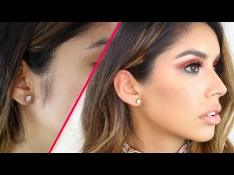 How to Remove Female Sideburns + Facial Hair
