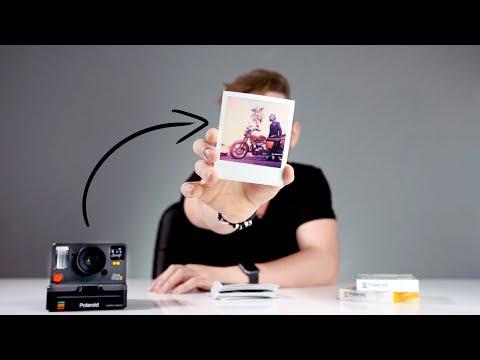How to use a POLAROID CAMERA correctly - Polaroid OneStep 2