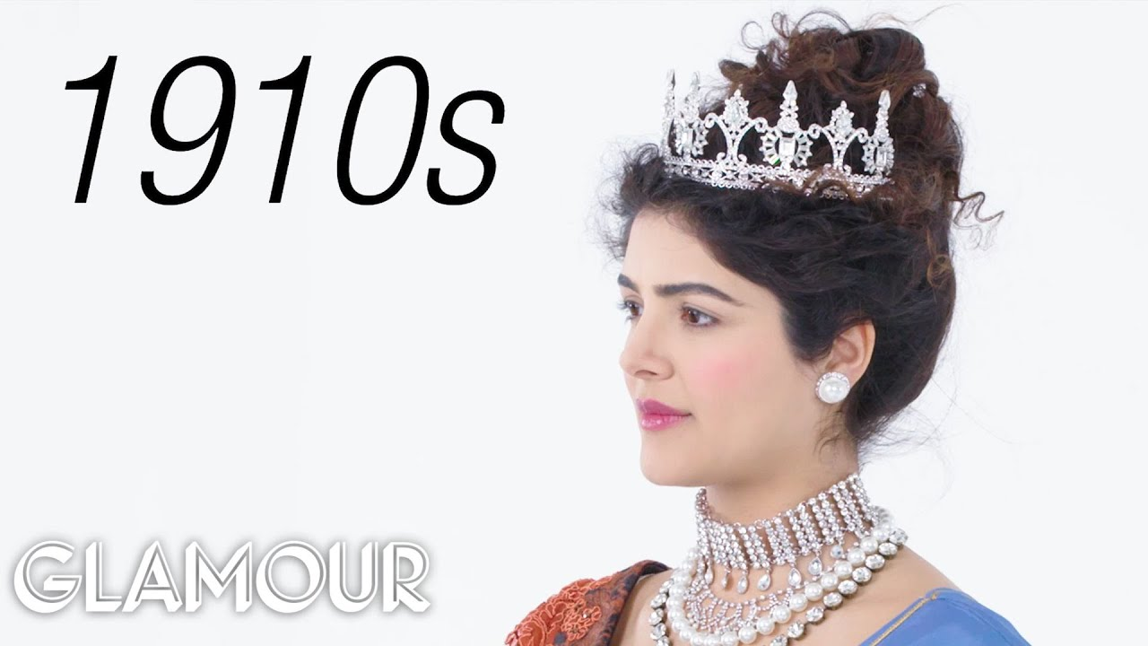 100 Years of British Royal Fashion | Glamour