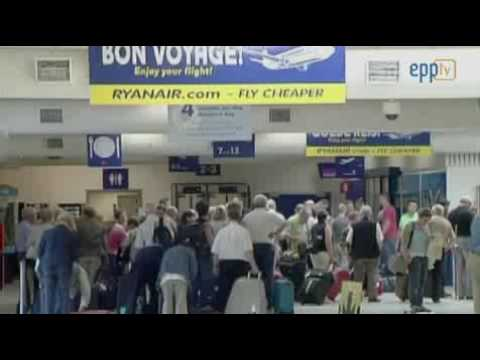 European airspace closure - Airport security charges - Commission work programme