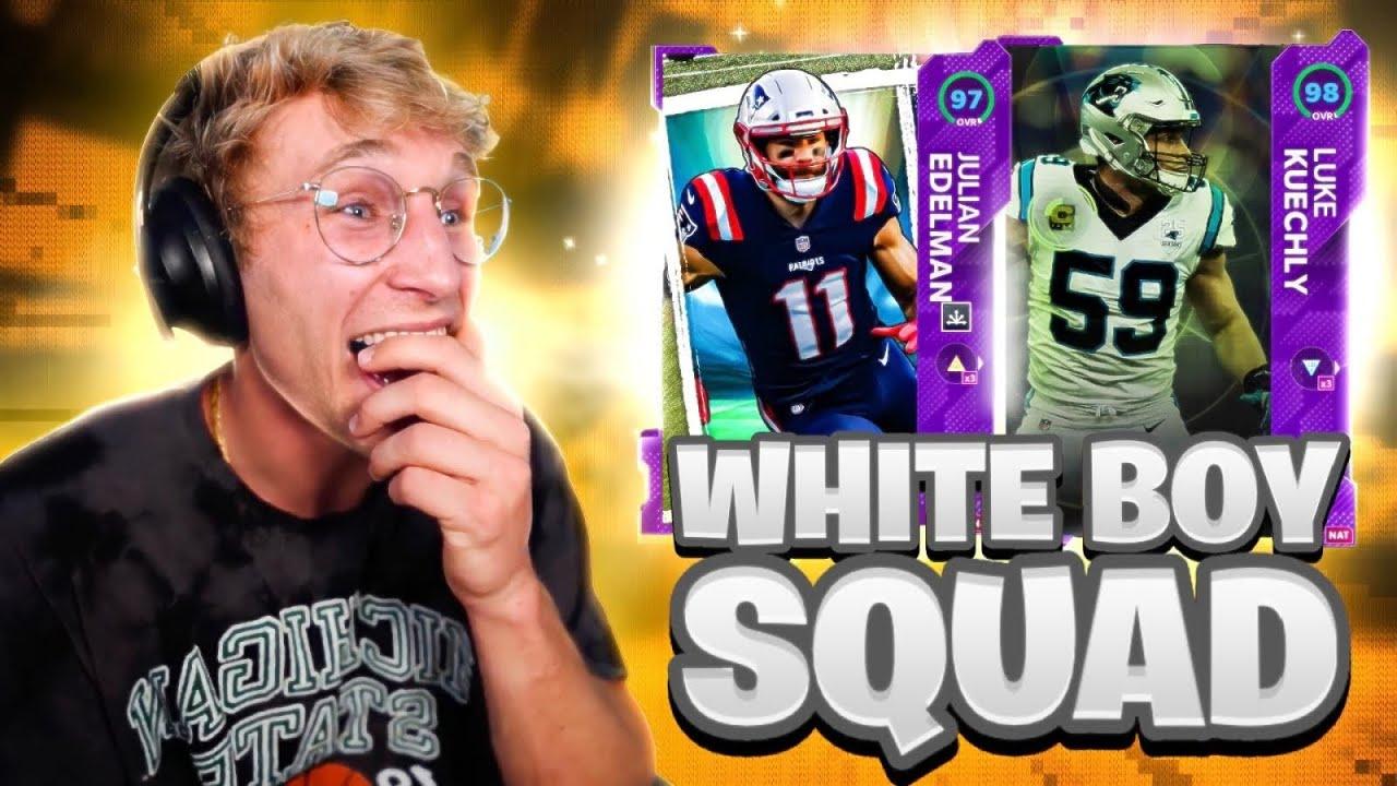 The NFL All White Team!