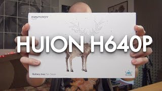 Huion H640P vs Wacom CTL-472 - For drawing and osu! review