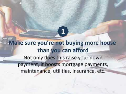 Ontario Mortgage Broker reveals 5 ways to save for a down payment
