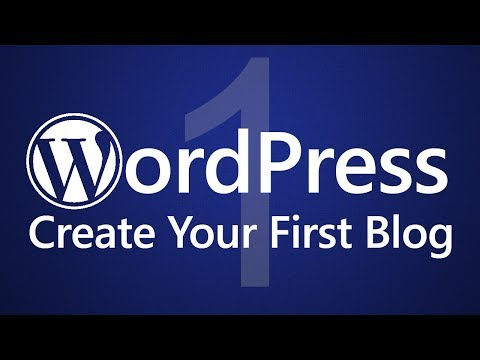 WordPress for Beginners - How to Create a Blog (Easy) ◄