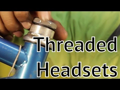 Threaded Headsets - Shifting Power
