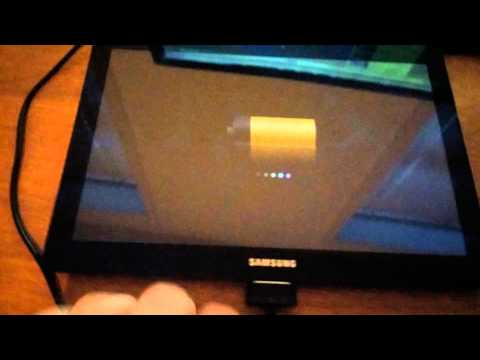 Galaxy Tab 2 10.1 charging problems