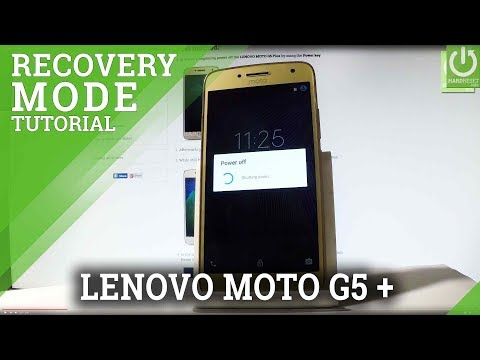 Recovery Mode in LENOVO Moto G5 Plus - Enter / Quit Moto Recovery