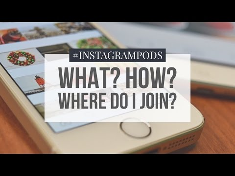 Instagram Pods: What Are They, How Do They Work, & Where Do I Join?