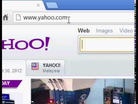 How to make Facebook using Yahoo (Tutorial) Part 1