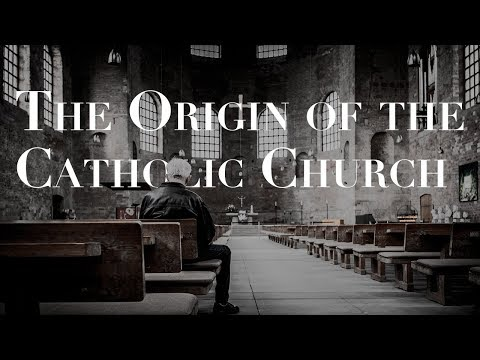 How did the Roman Catholic church begin and what is it about?