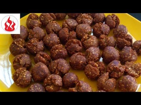 Ellu Urundai -  Sesame balls || எள்ளு உருண்டை