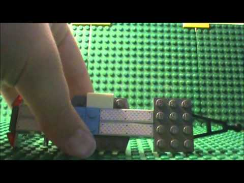 Tutorial: How to Build a LEGO Jet-Ski Trailer