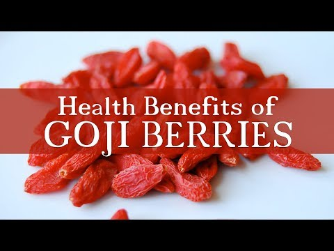 Eat Goji Berries For 7 Days, THIS Will Happen To Your Body!