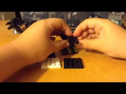 LEGO Double Barrel Machine Gun