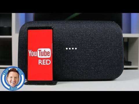 Get 12 Months of YouTube Red for Free With Google Home Max