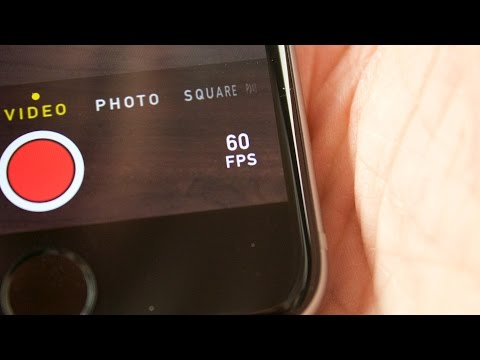 How to Enable 60FPS Recording on iPhone 6 & iPhone 6 Plus