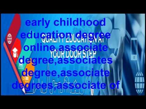 10 Associate degrees || Associate of science degree