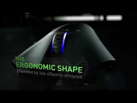 The Razer DeathAdder Chroma Gaming Mouse