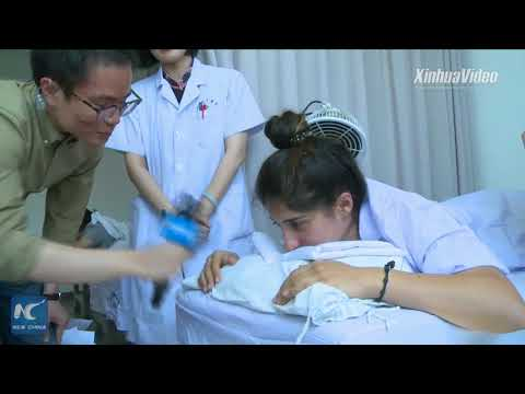 Foreign practitioners learn Traditional Chinese Medicine in Shanxi, China