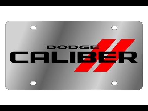 Dodge Caliber - How to route cables from the engine