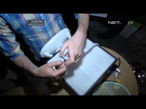 NET12-Produk Penyaring Udara Harga Ekonomis Hasil Ilmuwan Cina