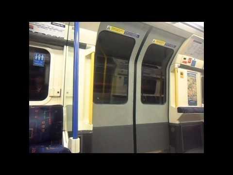 London Underground Piccadilly Line (180): Heathrow Terminal 5 - Hatton Cross
