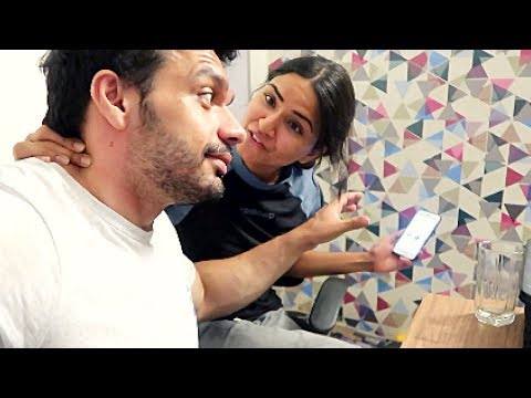 She checked my WhatsApp Messages   My Last VLOG