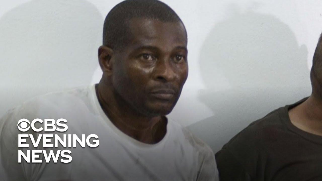 Suspect in Haiti assassination was former Drug Enforcement Administration source