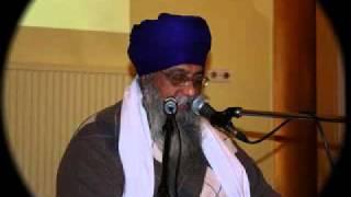Giani Thakur Singh Ji Katha on DUKH
