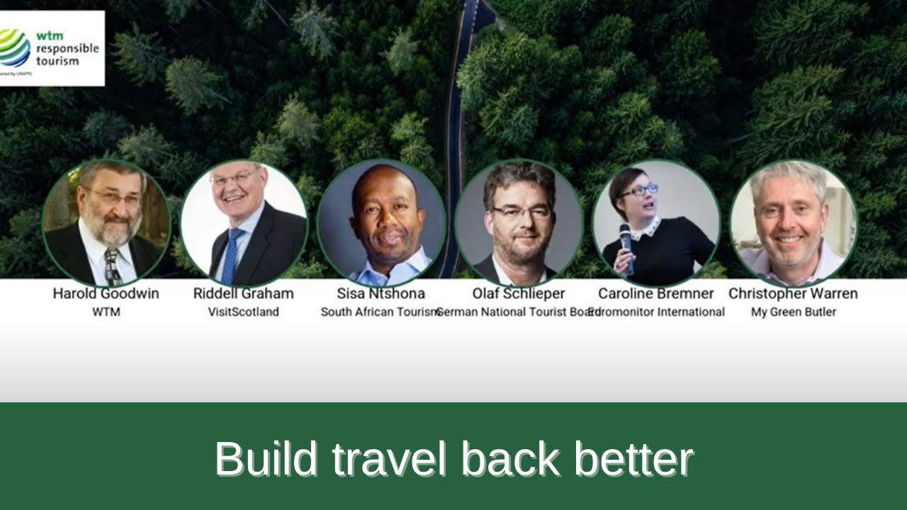 Build Travel Back Better