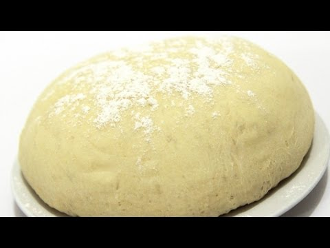 How To Make Pizza Dough At Home - Easy Recipe
