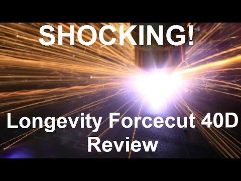 Longevity Forcecut 40D  Plasma Cutter Review