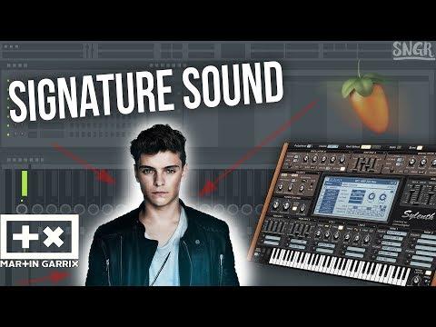 HOW TO CREATE THIS MARTIN GARRIX SIGNATURE SOUND!