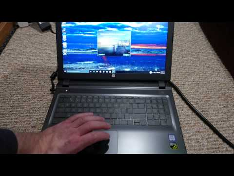 Hp pavilion gaming laptop unboxing late 2015 model loaded to max