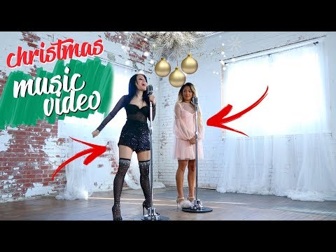 Niki and Gabi Music Video BEHIND THE SCENES + SNEAK PEEK! Vlogmas Day 19! Niki DeMar