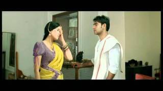 Hindi Film - Tango Charlie - Drama Scene - Ajay Devgan - Nandana Sen - Hawaldar Mistaken For Tailor