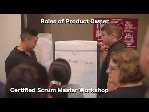 Certified Scrum Master Workshop