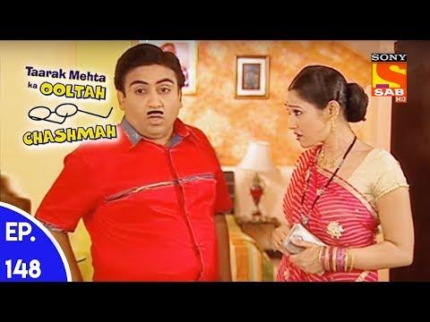 Taarak Mehta Ka Ooltah Chashmah - तारक मेहता का उल्टा चशमाह - Episode 148