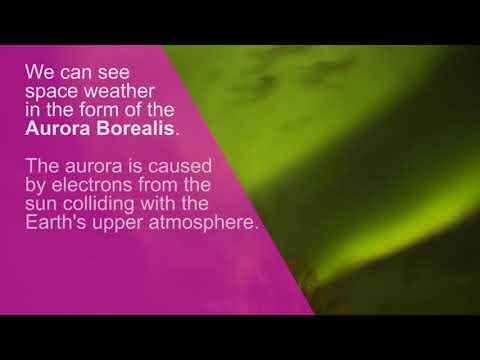 Space Weather - What Are The Impacts?