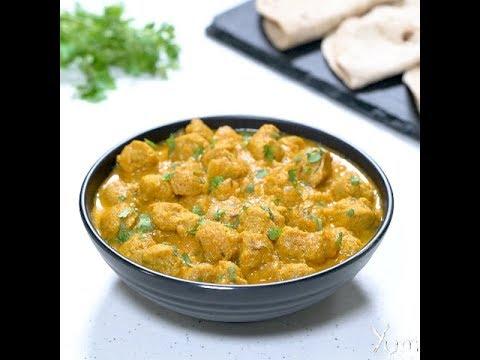 Soya Chunks Curry   Soya Chunks Curry Recipe