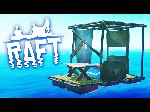 FINDING A LOST RAFT Raft Survival Episode 2 Download Mp4 HD