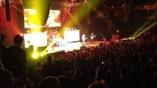 Megadeth At Comcast Arena, Everett, Wa (holy Wars)