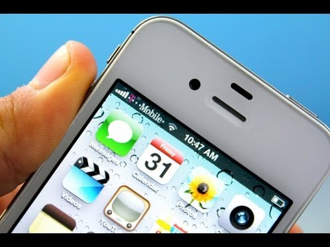 How To Fix iMessage/Facetime/MMS on Tmobile iPhone Unlock - 4S/4/3Gs 5.1.1 & Hotspot