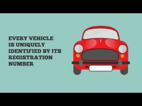 Making Sense of the Vehicle Registration Number