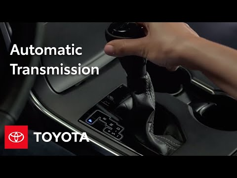 Toyota How-To: Automatic Transmission | Toyota