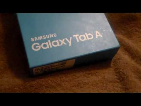 How To:  Samsung Galaxy Tab A 8'' Unboxing, Full Setup, & Review (Great Tablet)