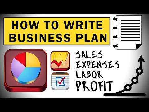 How to Write a Business Plan for Your Startup