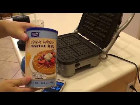 Cuisinart Griddler Waffle Plates GR WAFP