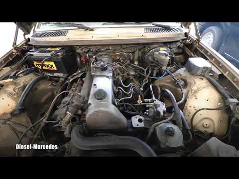 Mercedes-Benz W123 Vacuum System
