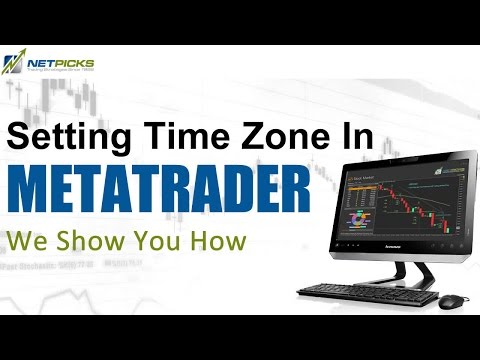 How to Set Your Time Zone in MetaTrader
